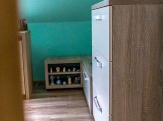 Komoda v detskej izbe