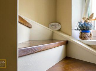 Drevené nášľapy na schody