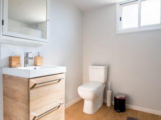 vizualizácia tradičnej kúpelne