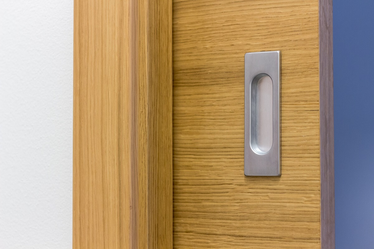 Posuvné dvere – drevodekor