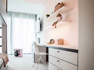 moderná detská izba na mieru
