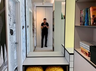 Michal Skrak v zrkadle