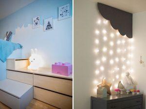 svetlá do detskej izby