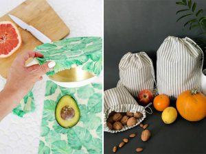 ekologické balenie potravín