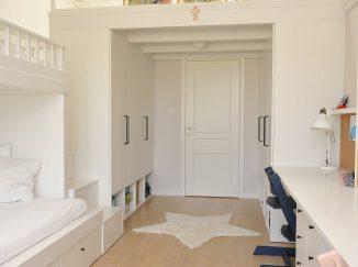biela detská izba na mieru