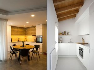 kuchyne v tvare L
