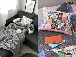 moderné DIY doplnky do domácnosti