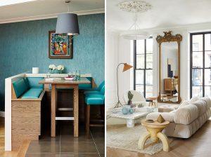 starý nábytok s novým inšpirácia