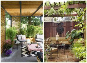 drevené terasy s nádychom exotiky