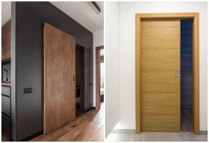 posuvné interiérové dvere